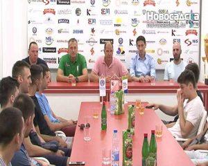 Одбојкаши Војводине почели припреме за нову сезону