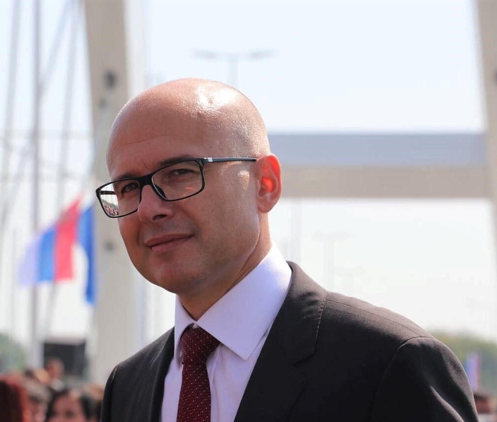 Вучевић: Жежељев мост симобл обнове Новог Сада