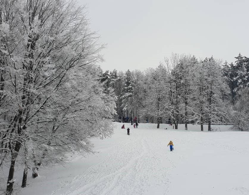 РХЗС: Постепено разведравање и отопљавање снега