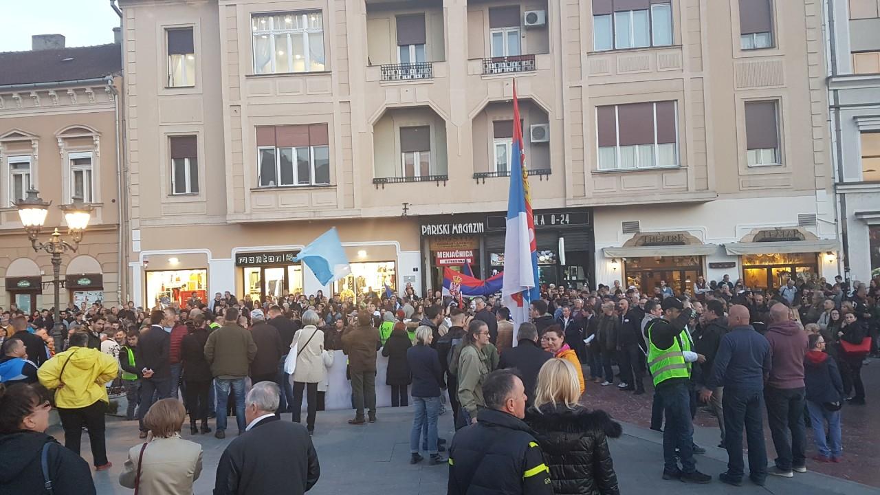 Шта се дешава са протестима у Новом Саду?