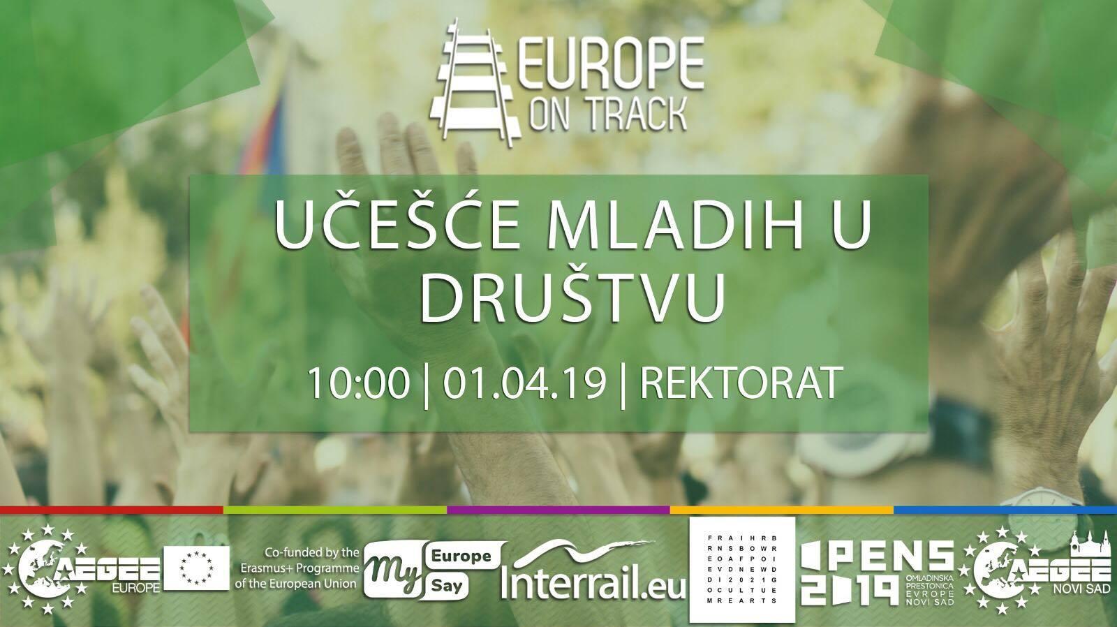 AEGEE Нови Сад: Конференција о учешћу младих у друштву