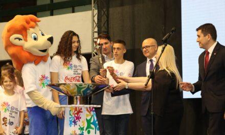 Свечано отворене Спортске игре младих за цео регион