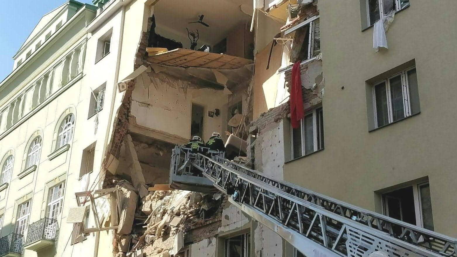 Експлозија у стамбеној згради у Бечу, 10 повређених