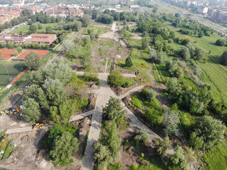 За сређивање парка код ранжирне станице 149 милиона динара