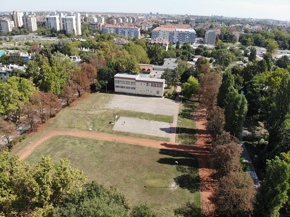 """НОВИ САД: ОШ """"Милош Црњански"""" добија нову зграду"""
