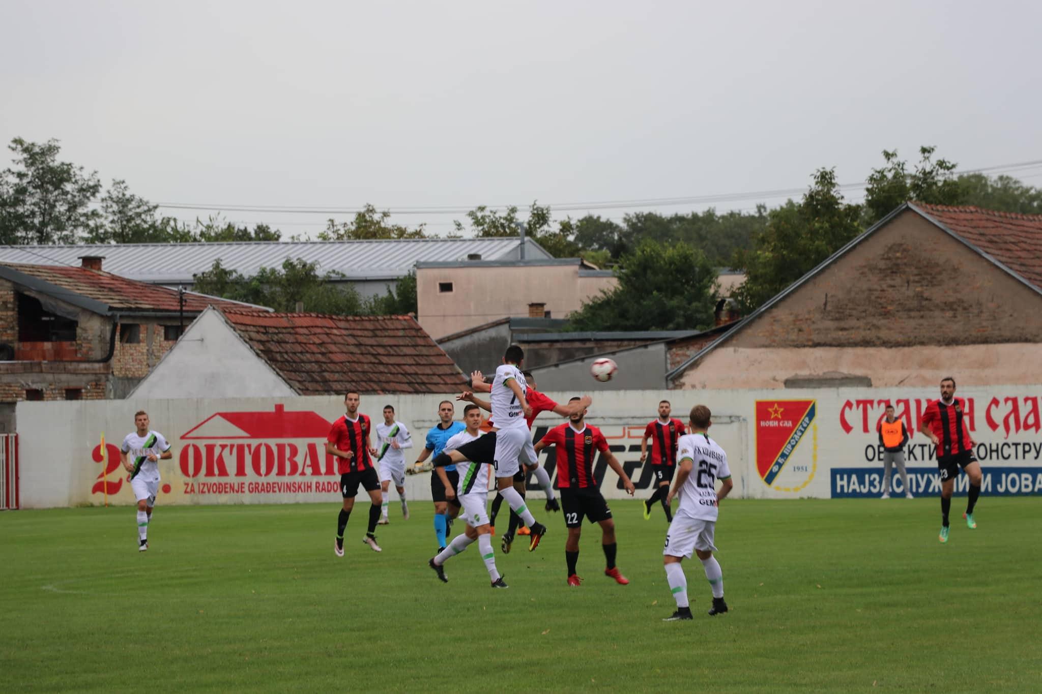Новосађани не знају за пораз – ФК Кабел стигао до новог бода