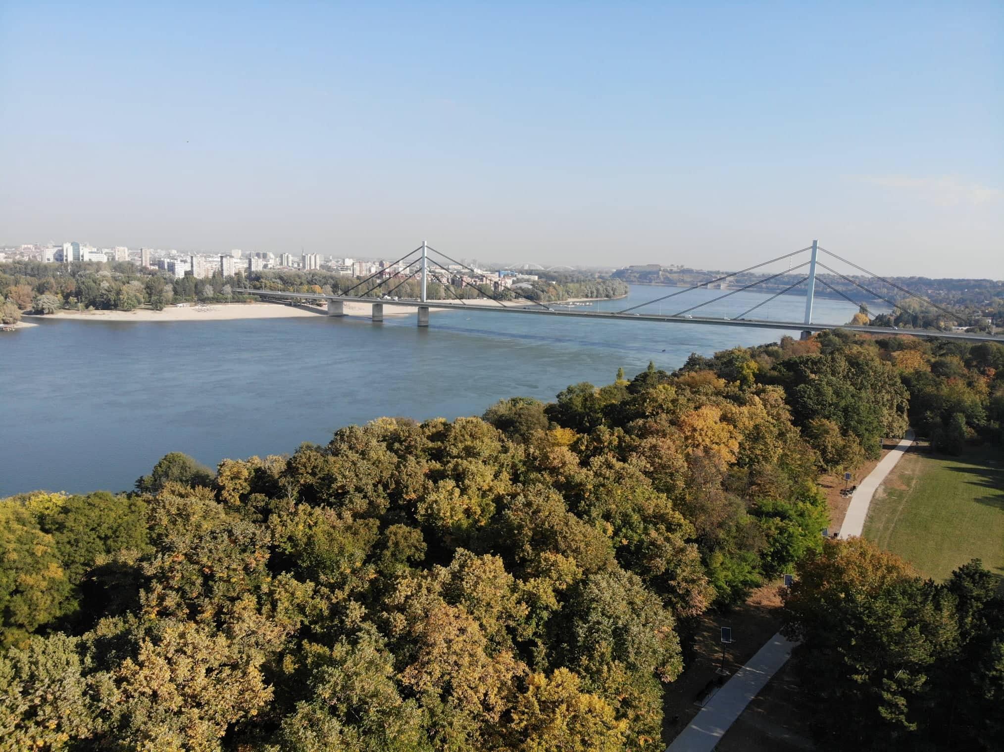 У Новом Саду најчистији ваздух – Новосађани удишу ваздух прве класе