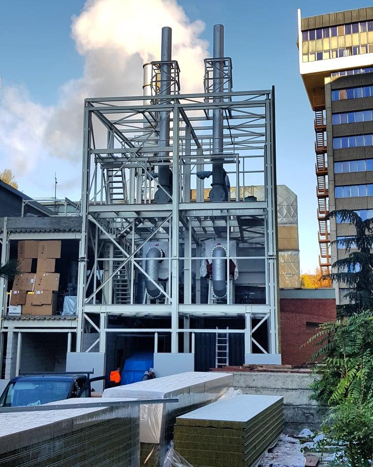 НОВОСАДСКА ТОПЛАНА: Прва топлана у Србији која производи струју